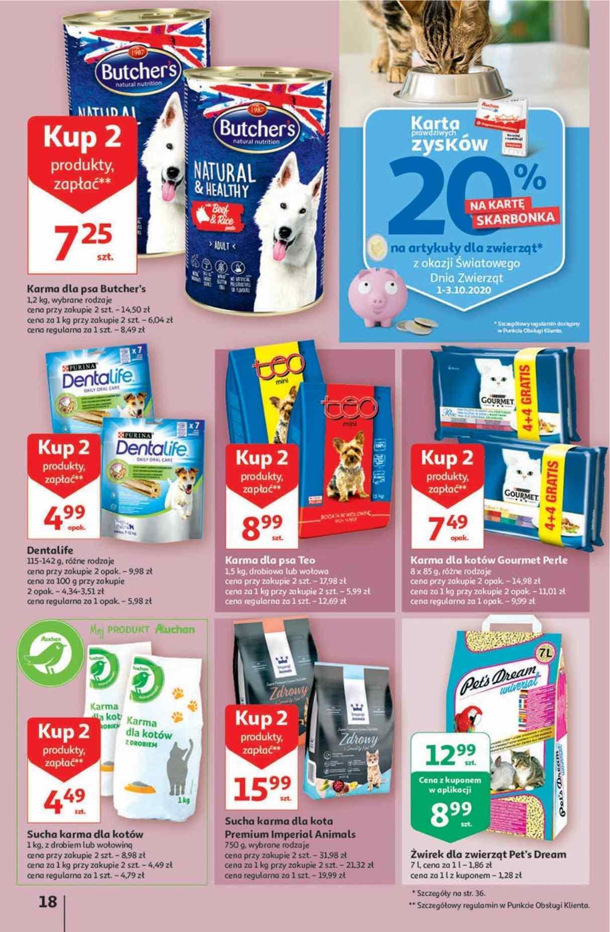 Gazetka promocyjna Auchan do 07/10/2020 str.17