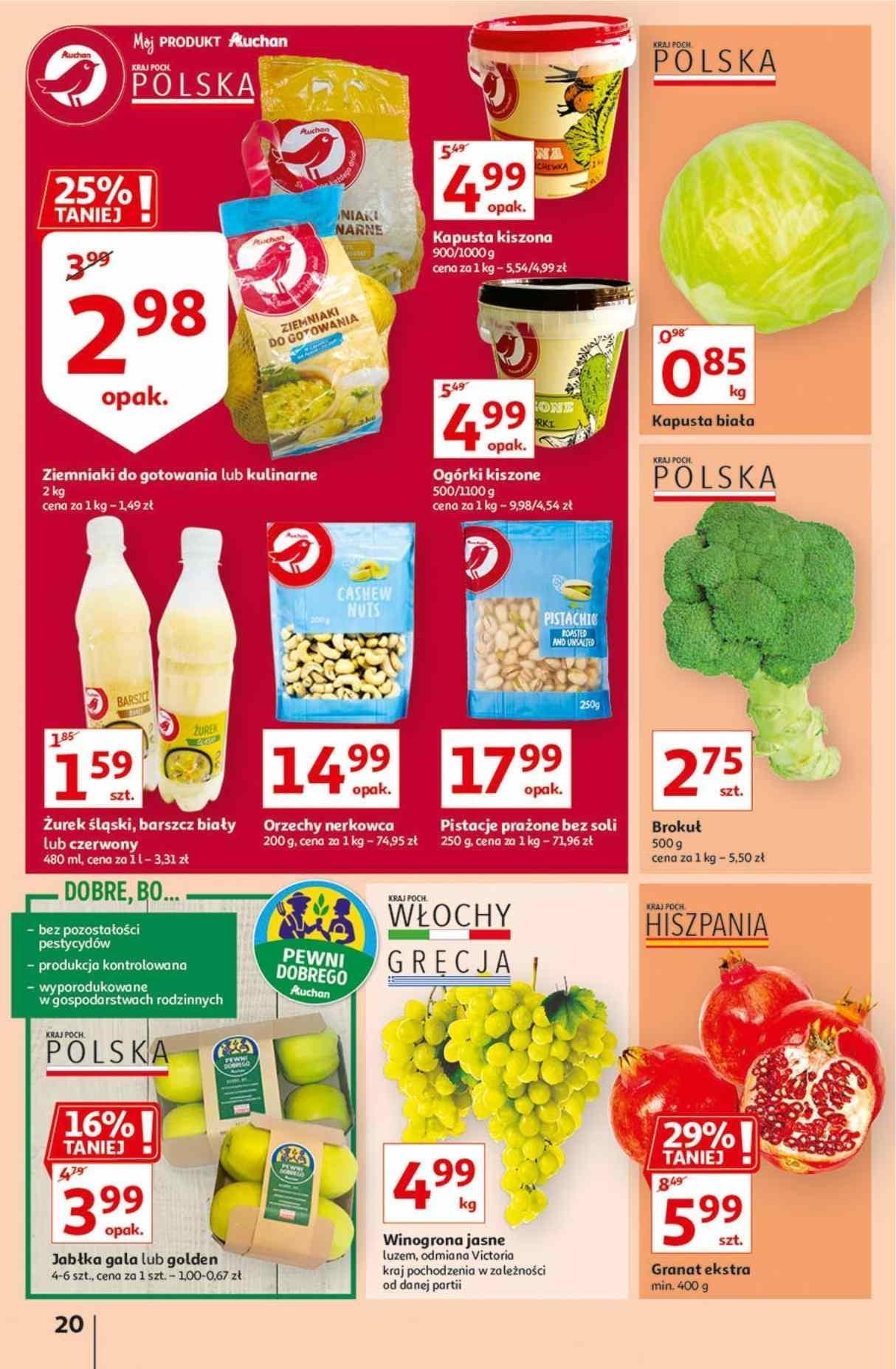 Gazetka promocyjna Auchan do 10/11/2020 str.19