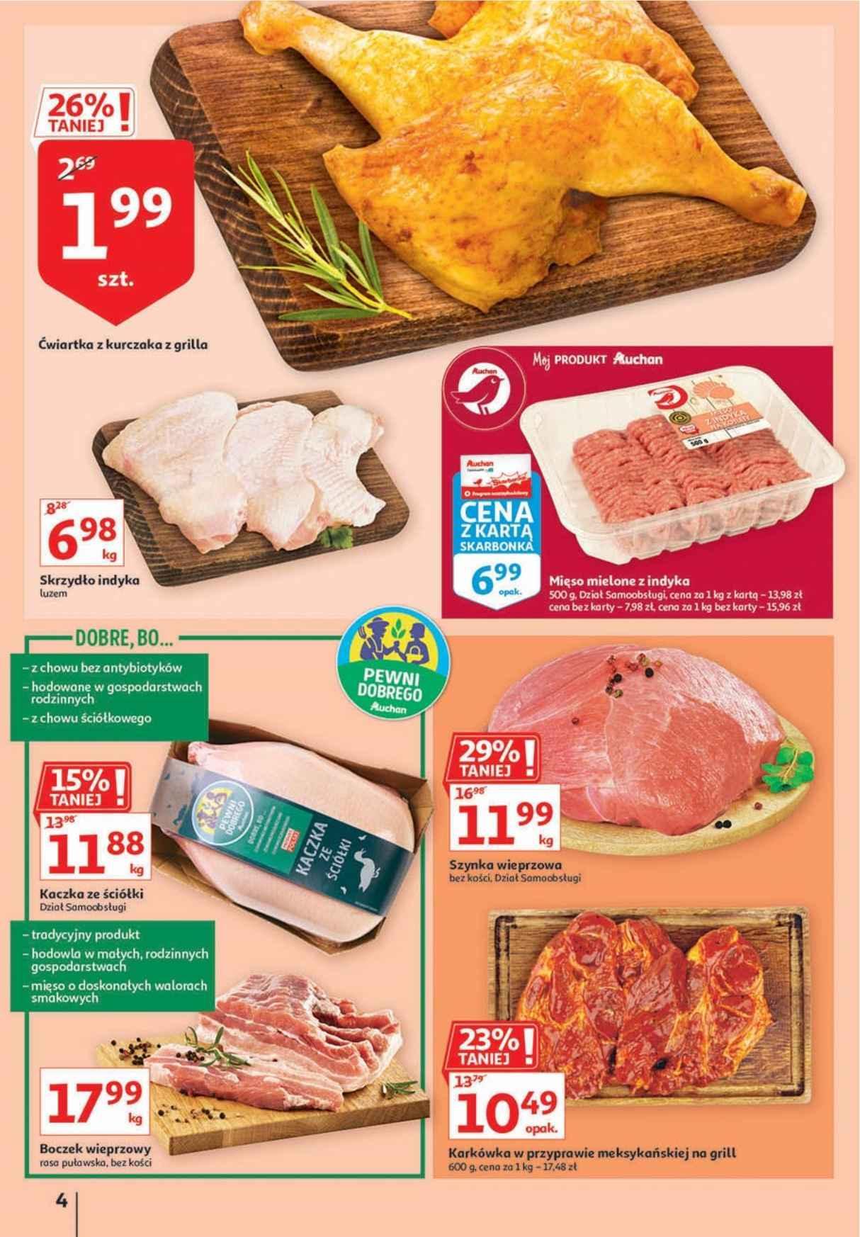 Gazetka promocyjna Auchan do 01/07/2020 str.3