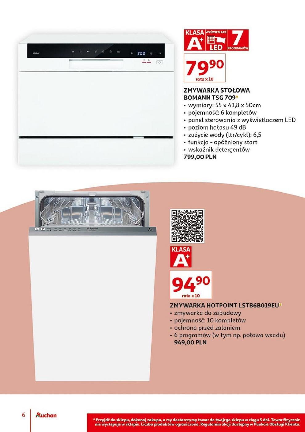 Gazetka promocyjna Auchan do 13/10/2018 str.5