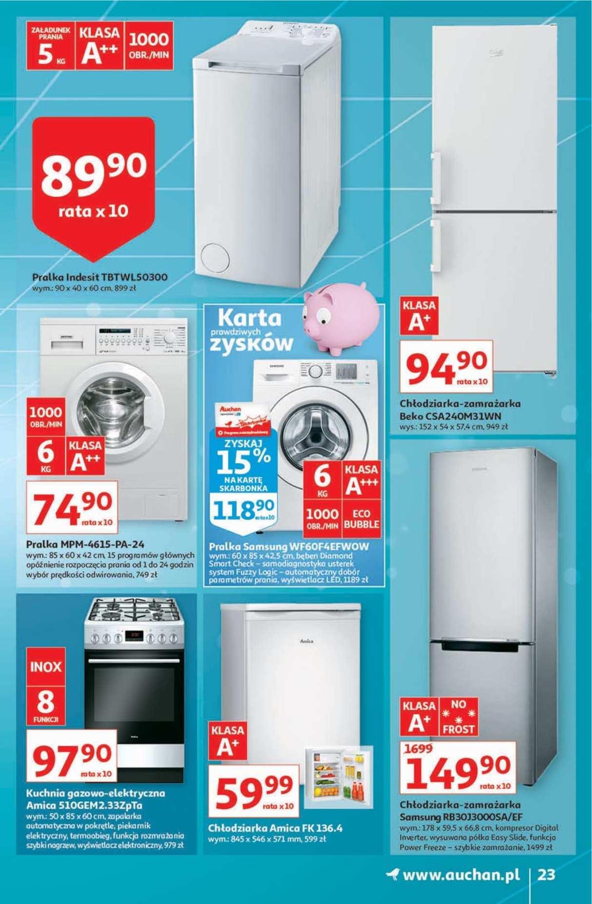 Gazetka promocyjna Auchan do 07/10/2020 str.22
