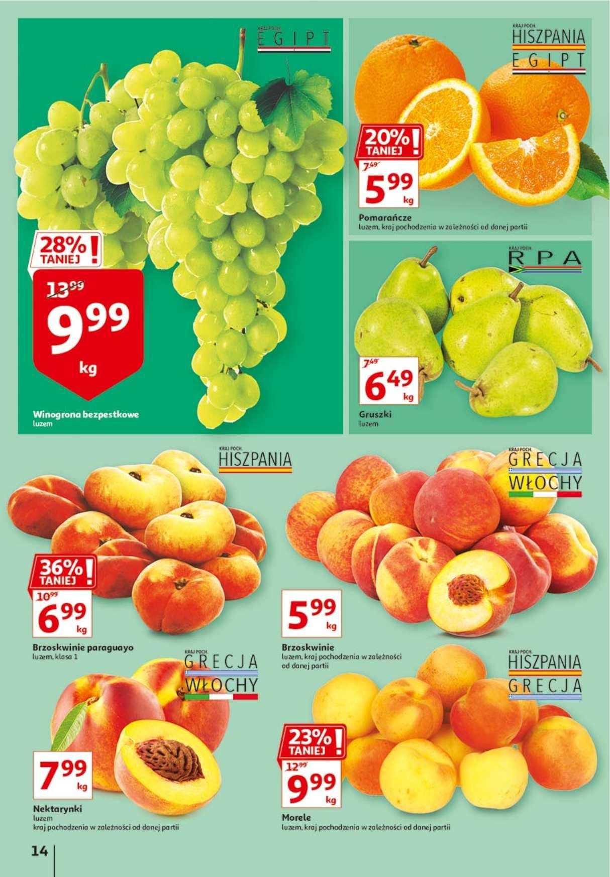 Gazetka promocyjna Auchan do 01/07/2020 str.13