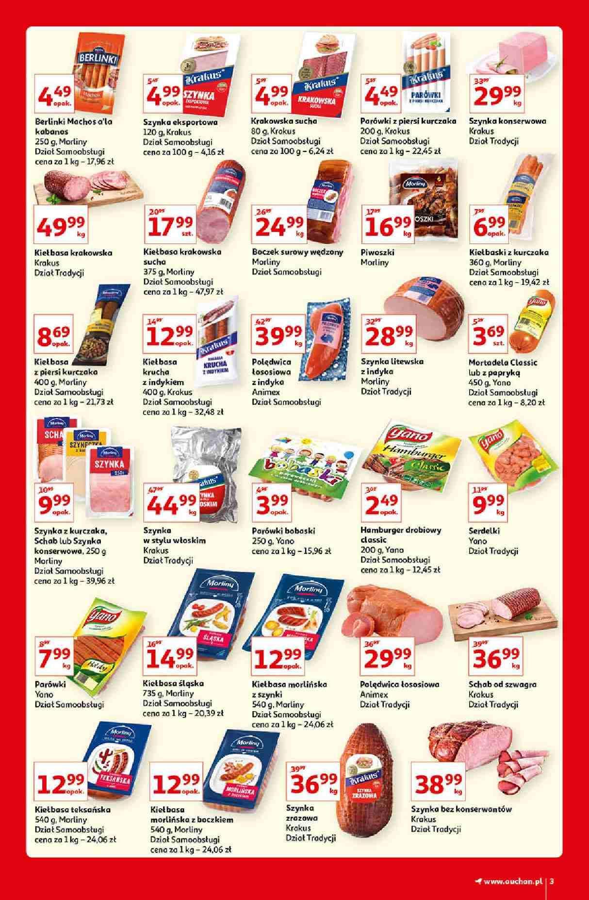 Gazetka promocyjna Auchan do 10/06/2020 str.3
