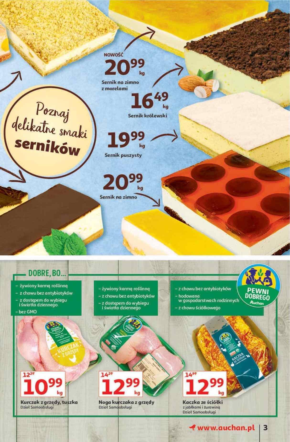 Gazetka promocyjna Auchan do 05/08/2020 str.3