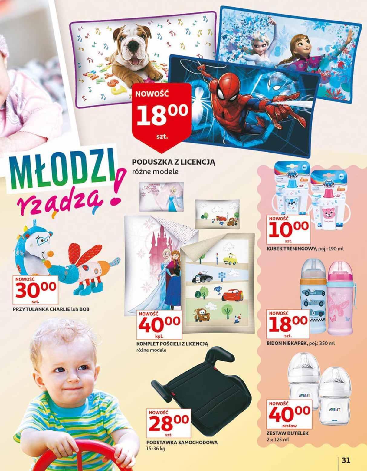 Gazetka promocyjna Auchan do 14/08/2018 str.31