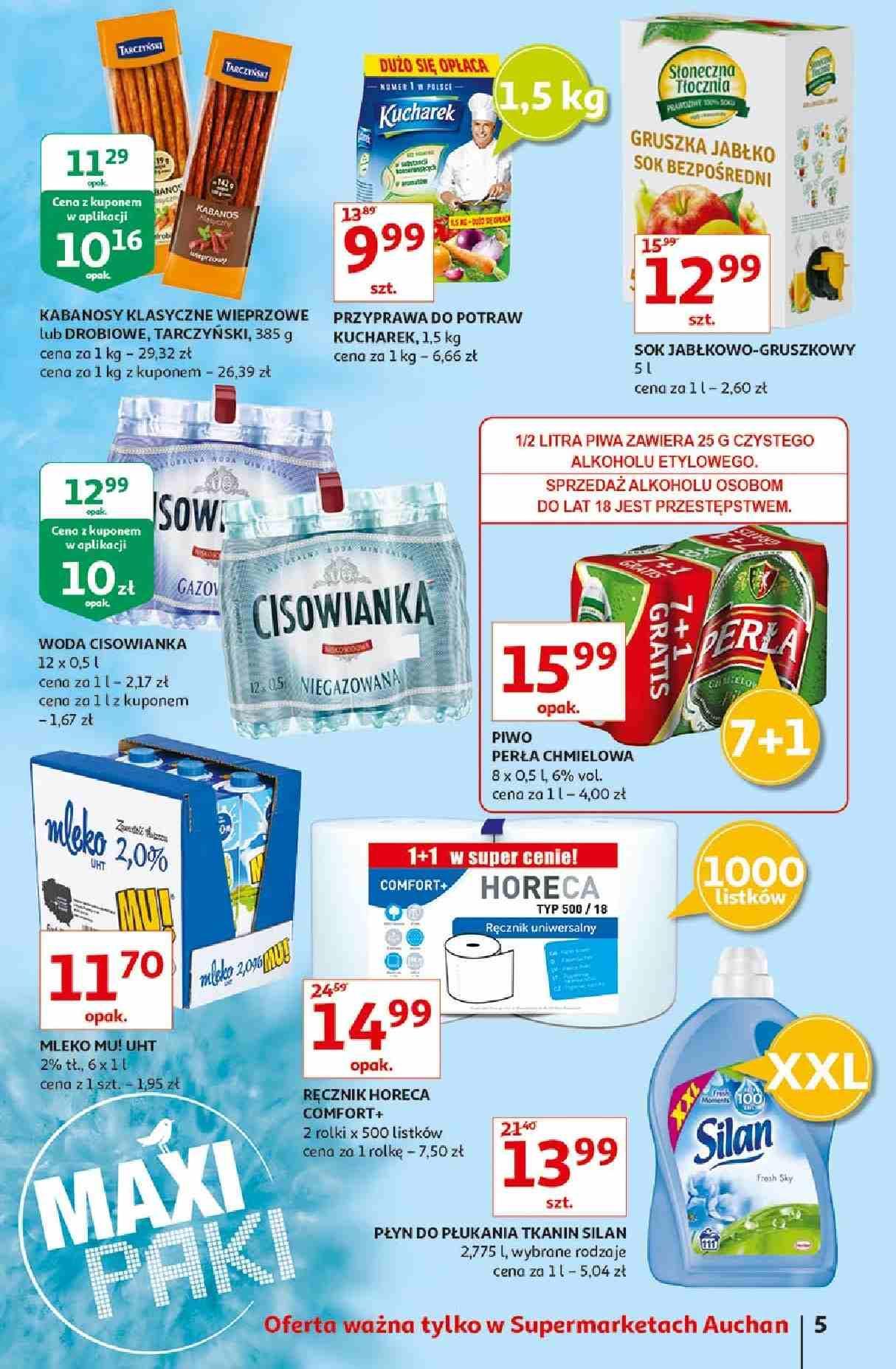 Gazetka promocyjna Auchan do 15/05/2019 str.5
