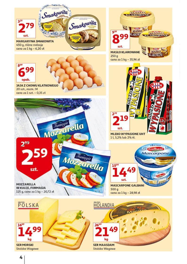 Gazetka promocyjna Auchan do 20/04/2019 str.3