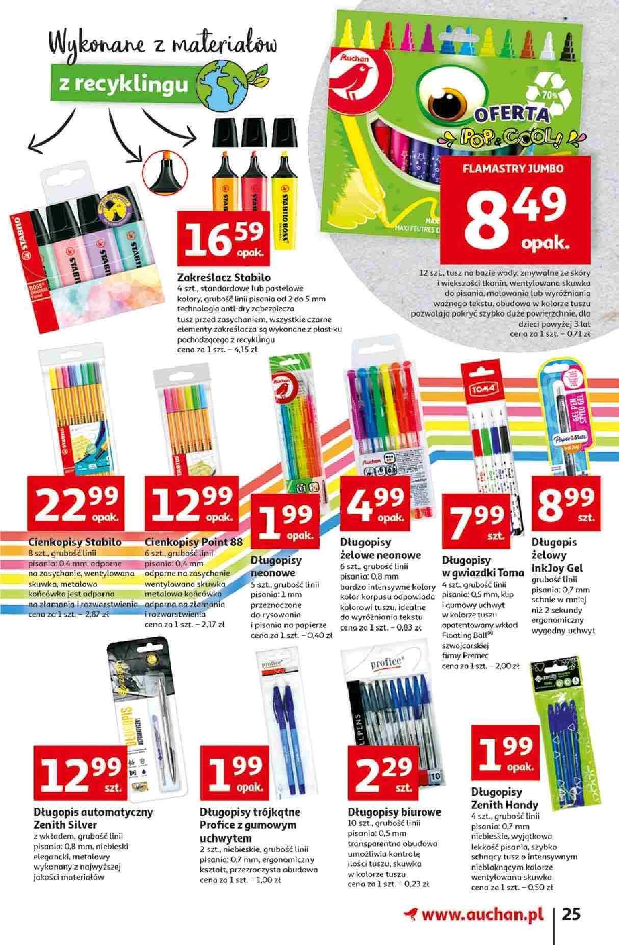 Gazetka promocyjna Auchan do 19/08/2020 str.24