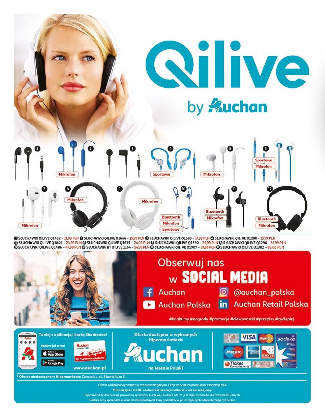 Gazetka promocyjna Auchan do 14/10/2018 str.19