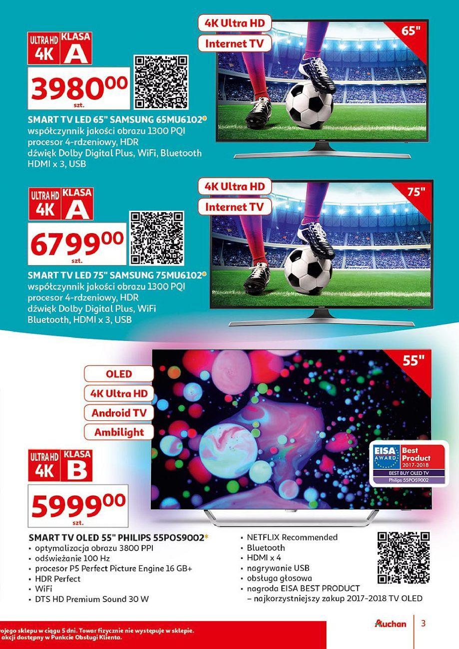 Gazetka promocyjna Auchan do 15/07/2018 str.3