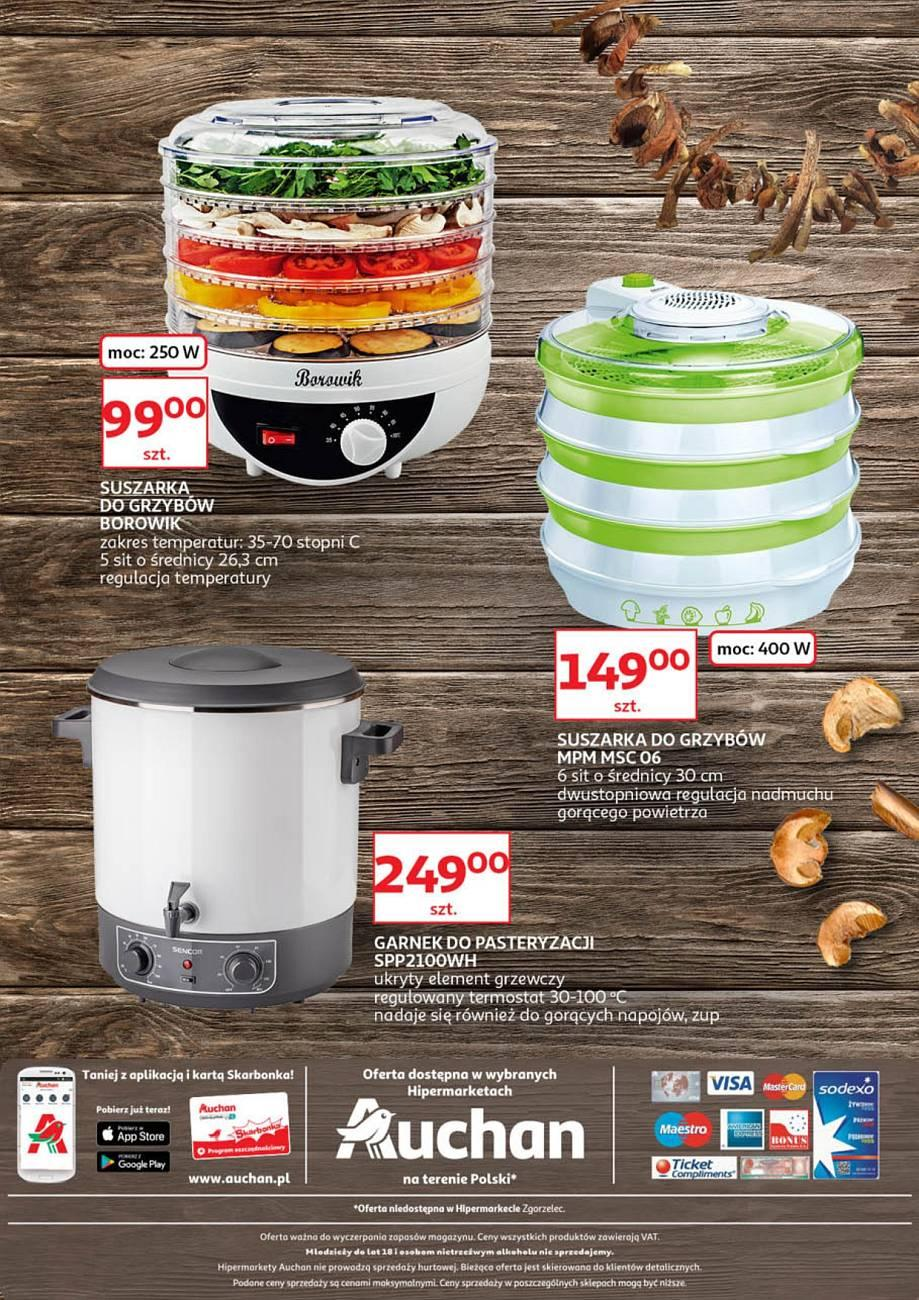 Gazetka promocyjna Auchan do 13/09/2018 str.11
