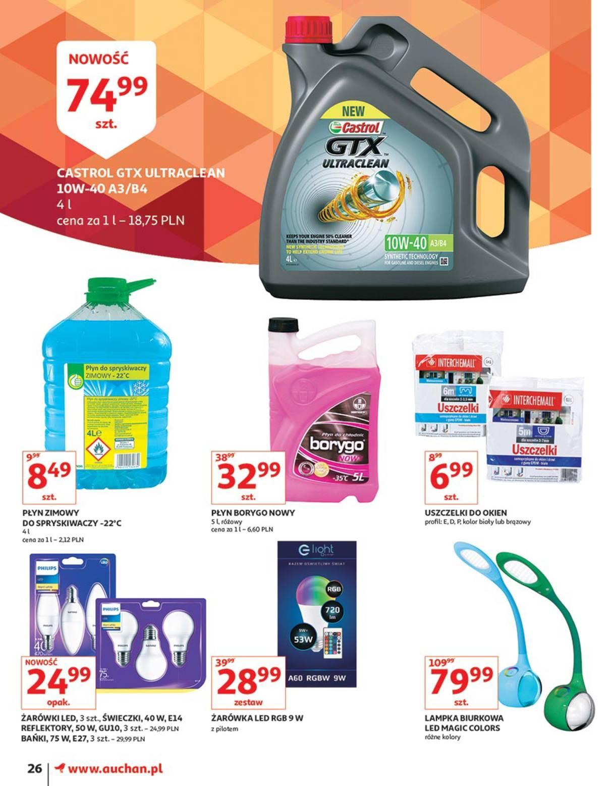 Gazetka promocyjna Auchan do 17/10/2018 str.25