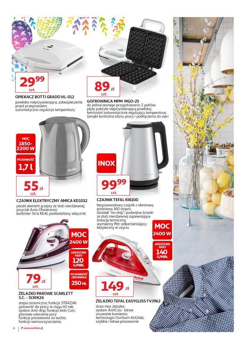 Gazetka promocyjna Auchan do 20/04/2019 str.5