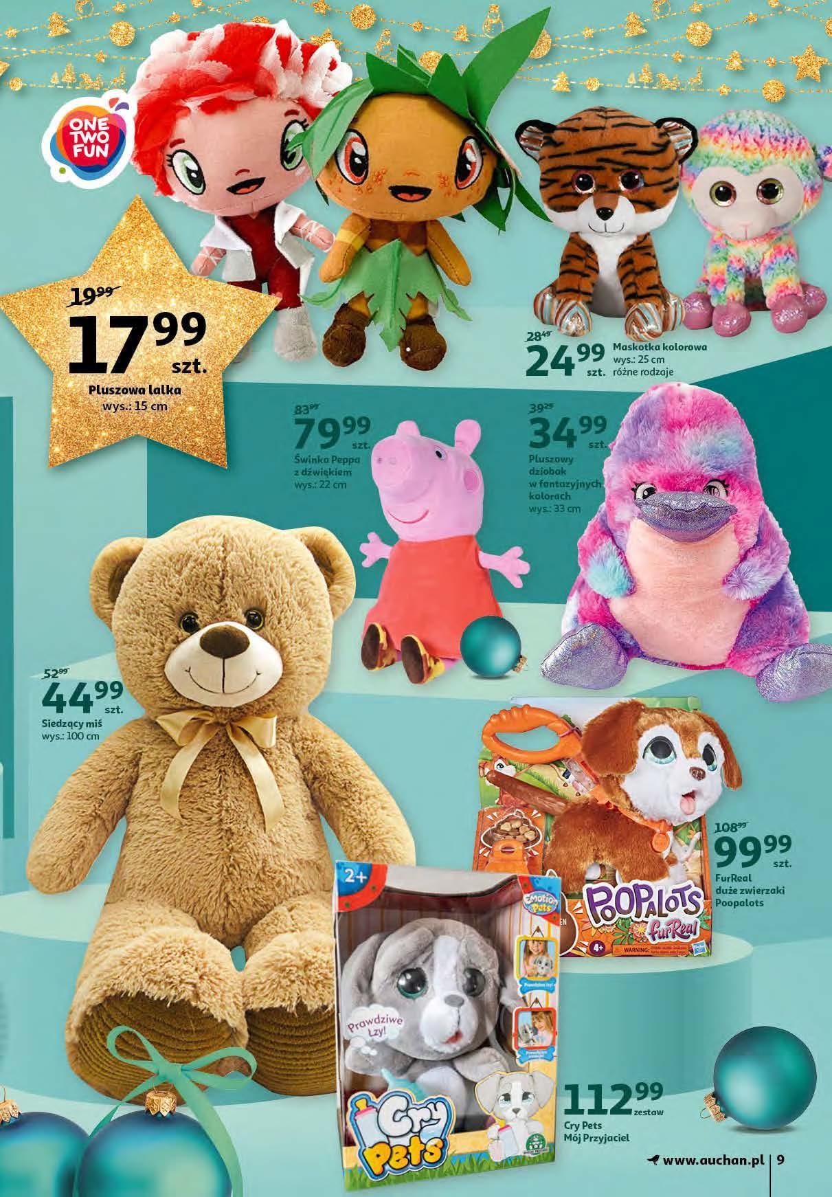 Gazetka promocyjna Auchan do 25/11/2020 str.9
