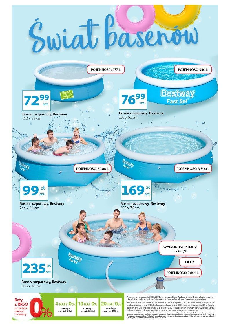 Gazetka promocyjna Auchan do 13/06/2020 str.1