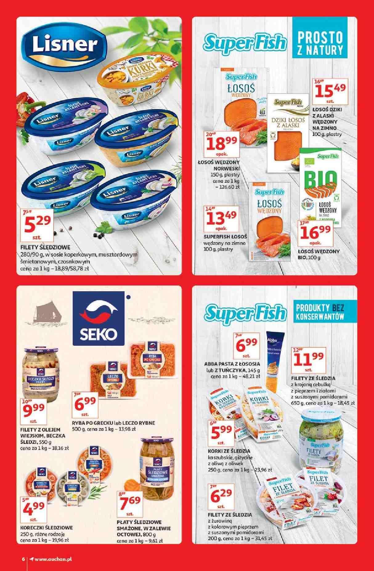 Gazetka promocyjna Auchan do 13/03/2019 str.6