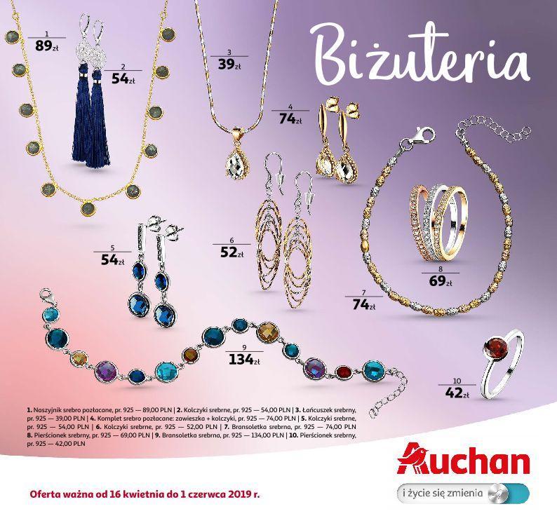 Gazetka promocyjna Auchan do 01/06/2019 str.1