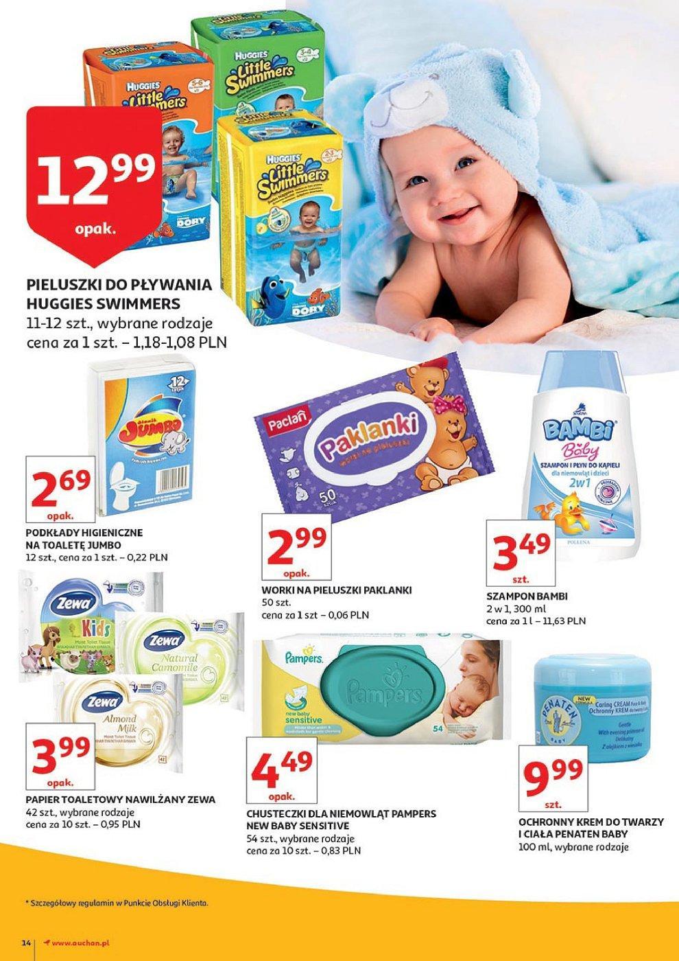 Gazetka promocyjna Auchan do 01/07/2018 str.14