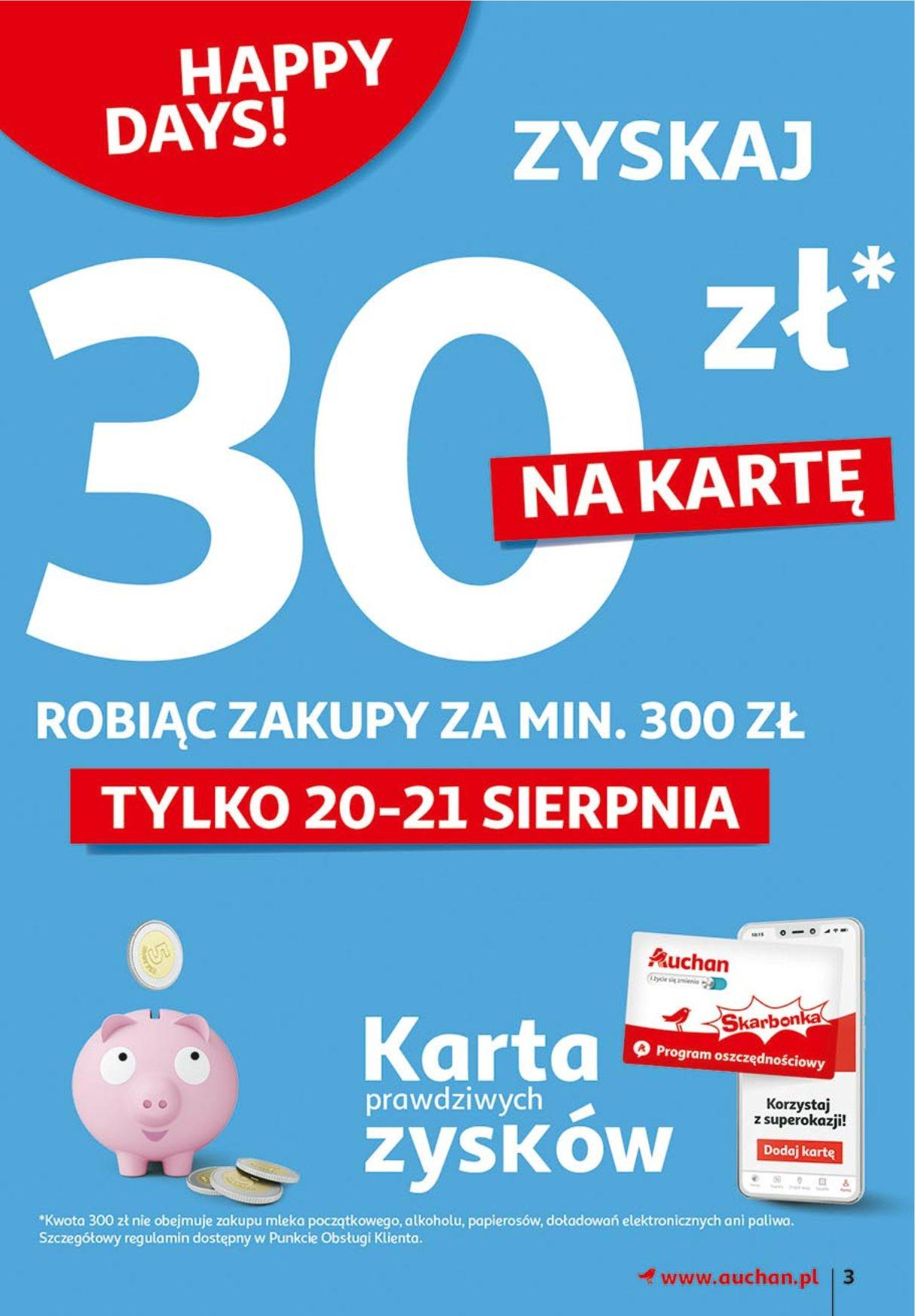 Gazetka promocyjna Auchan do 26/08/2020 str.2