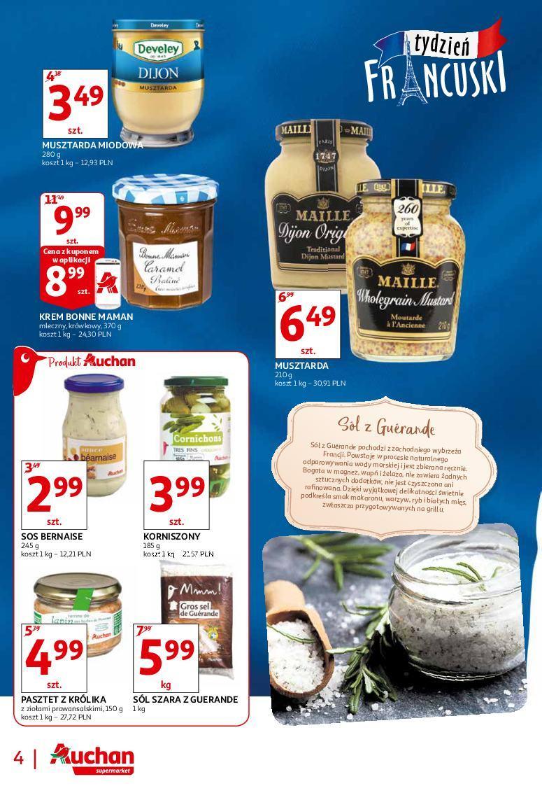 Gazetka promocyjna Auchan do 14/07/2018 str.4