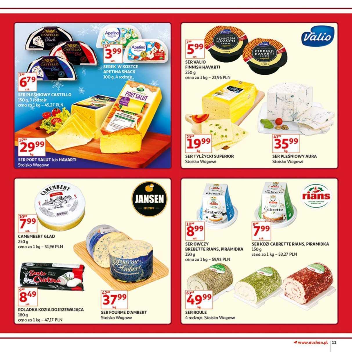 Gazetka promocyjna Auchan do 12/12/2018 str.11
