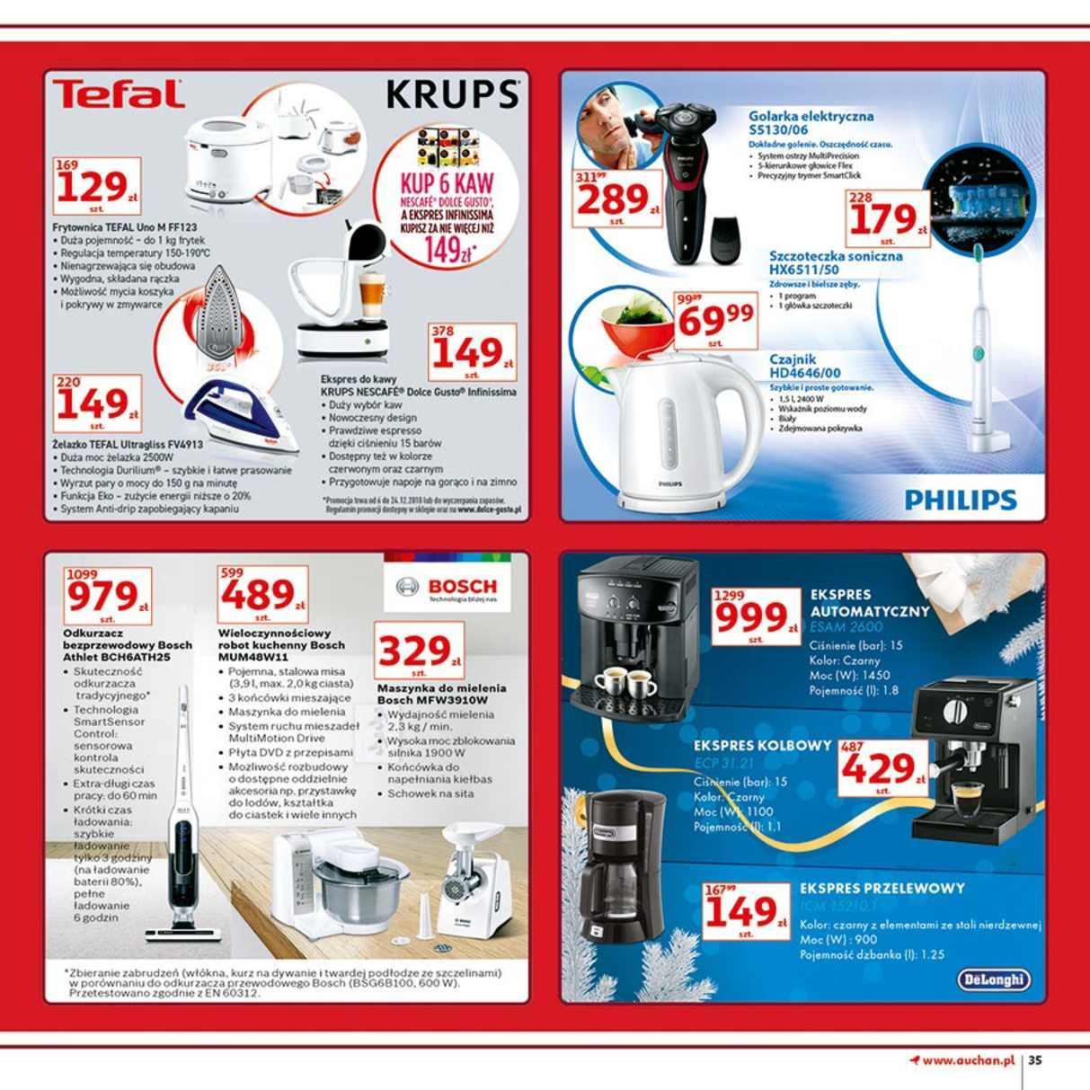 Gazetka promocyjna Auchan do 12/12/2018 str.35