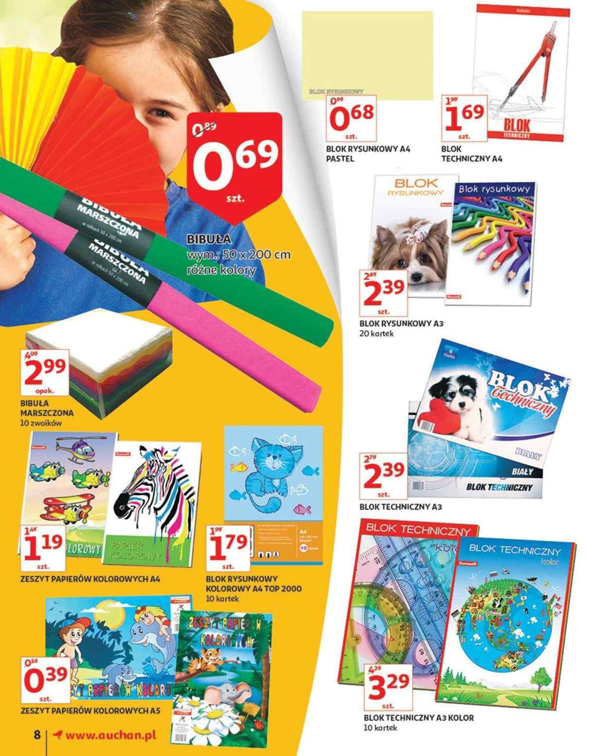 Gazetka promocyjna Auchan do 22/08/2018 str.7