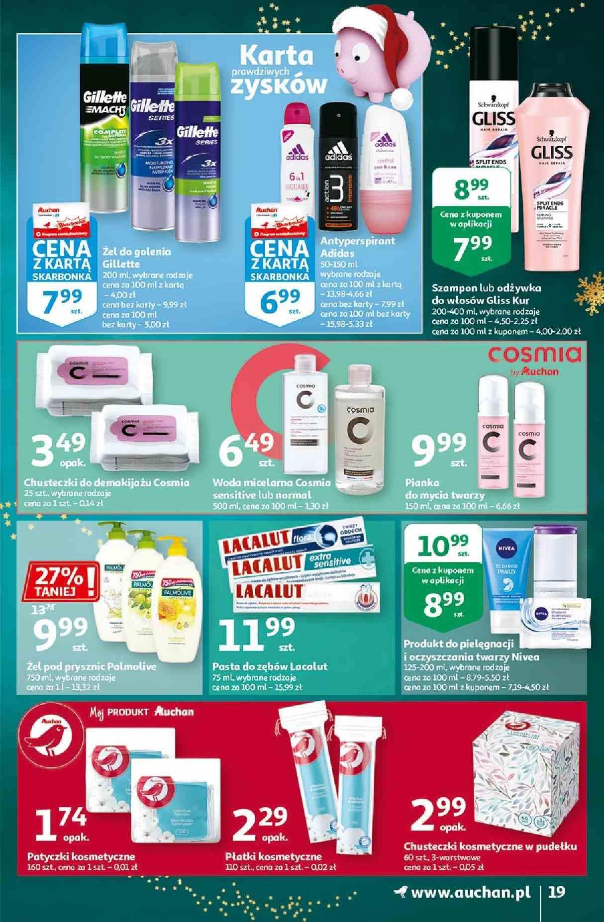 Gazetka promocyjna Auchan do 25/11/2020 str.19