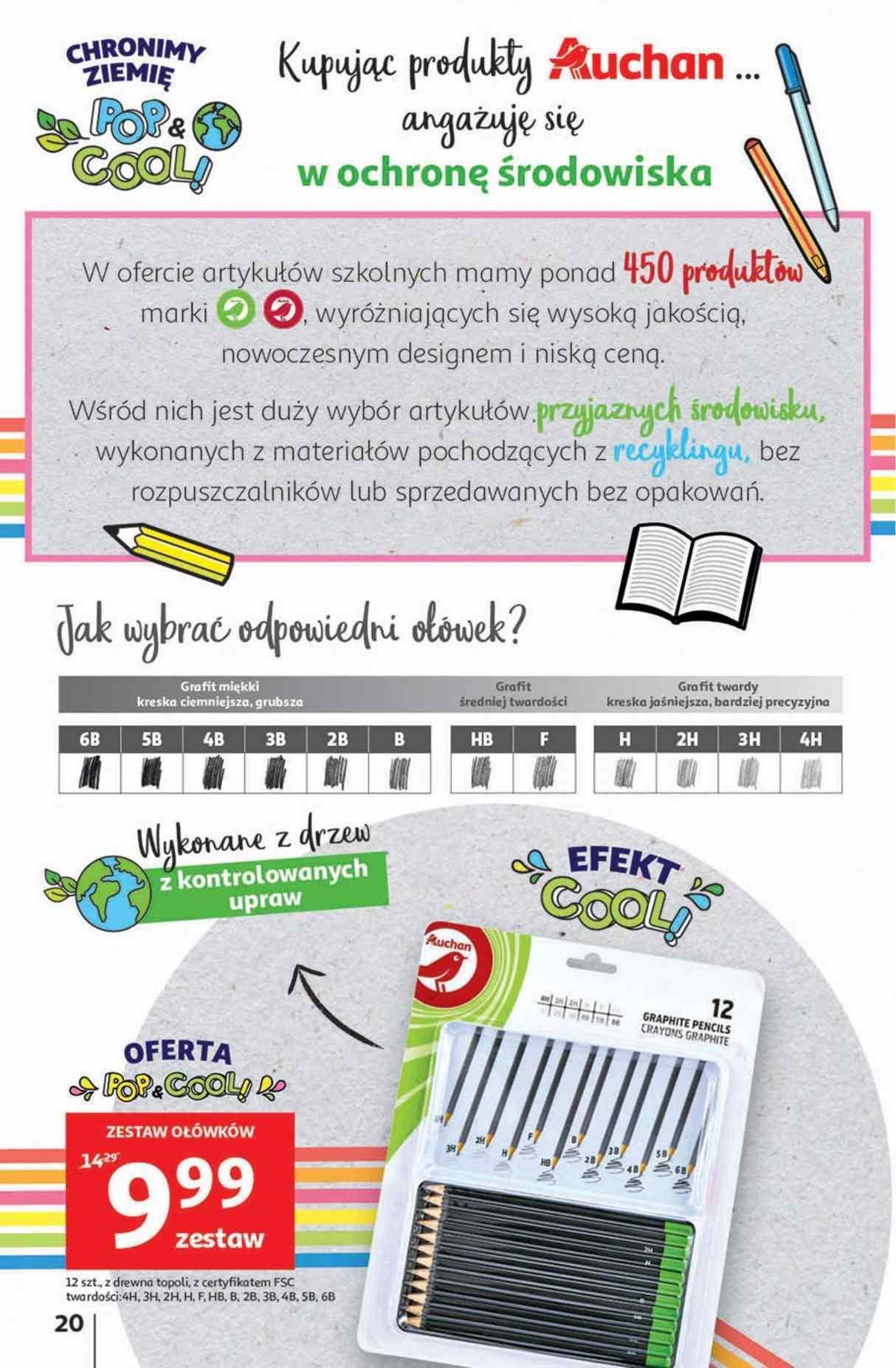 Gazetka promocyjna Auchan do 05/08/2020 str.19