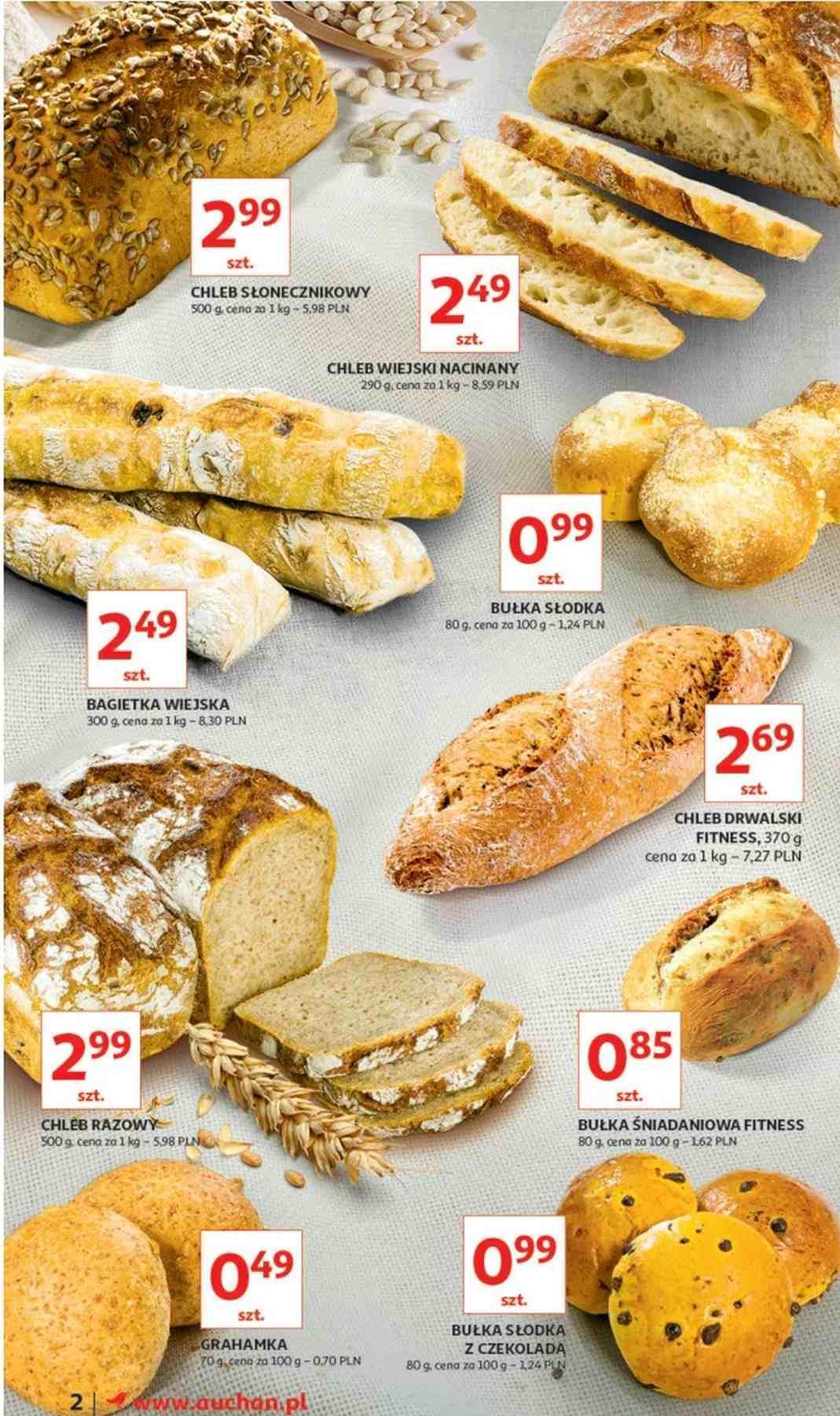 Gazetka promocyjna Auchan do 16/01/2019 str.2
