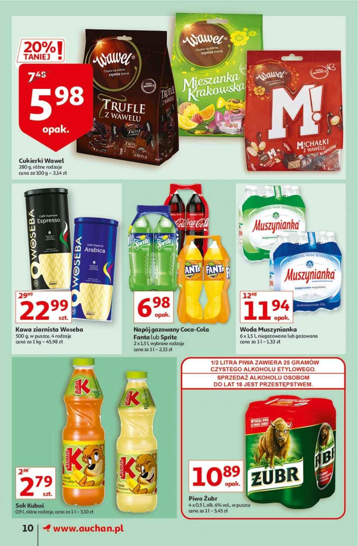 Gazetka promocyjna Auchan do 31/10/2020 str.9