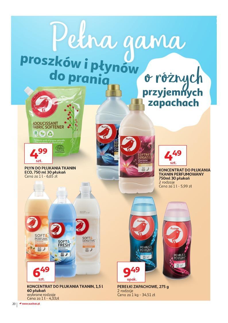 Gazetka promocyjna Auchan do 27/03/2019 str.20