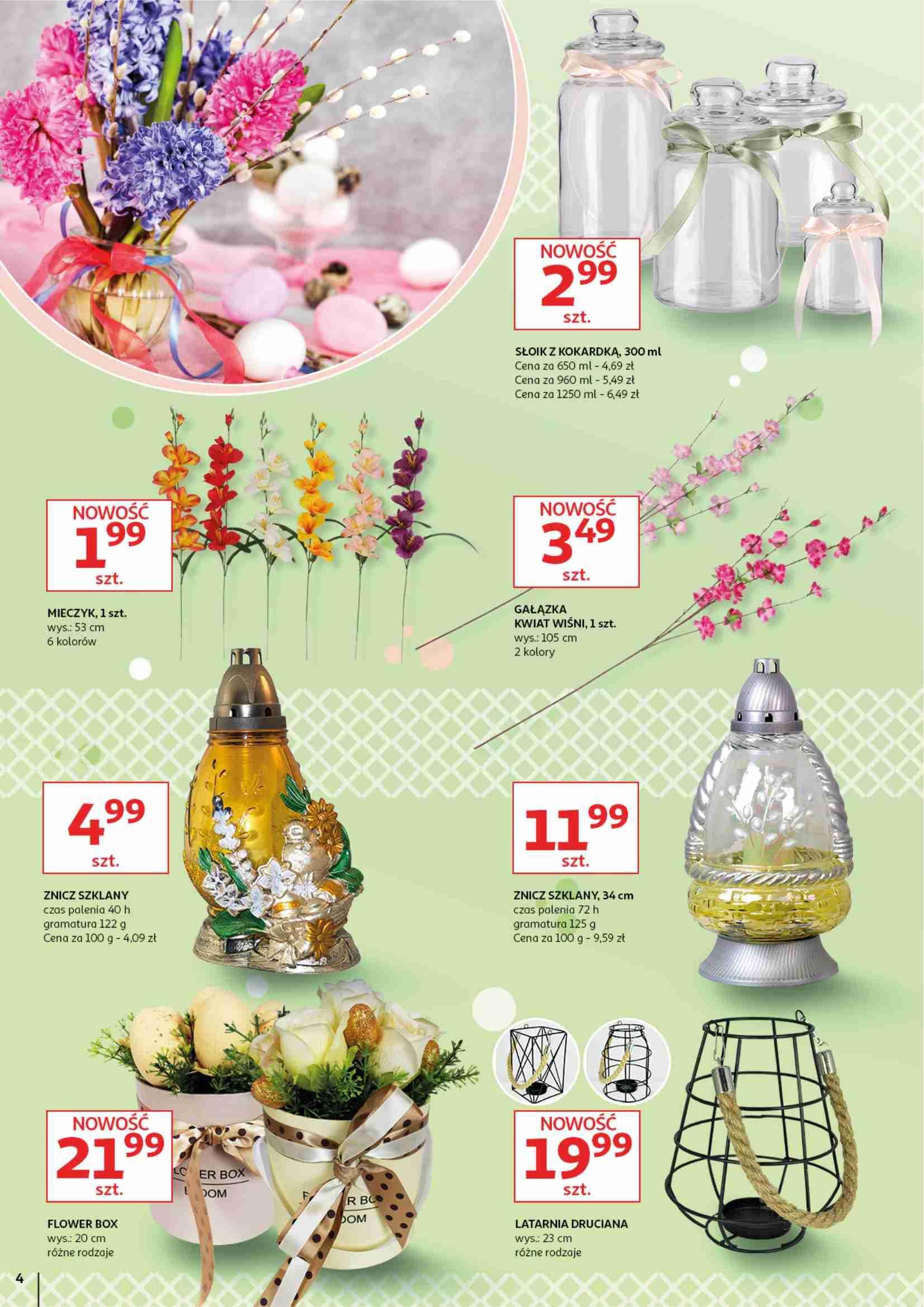 Gazetka promocyjna Auchan do 17/04/2019 str.3