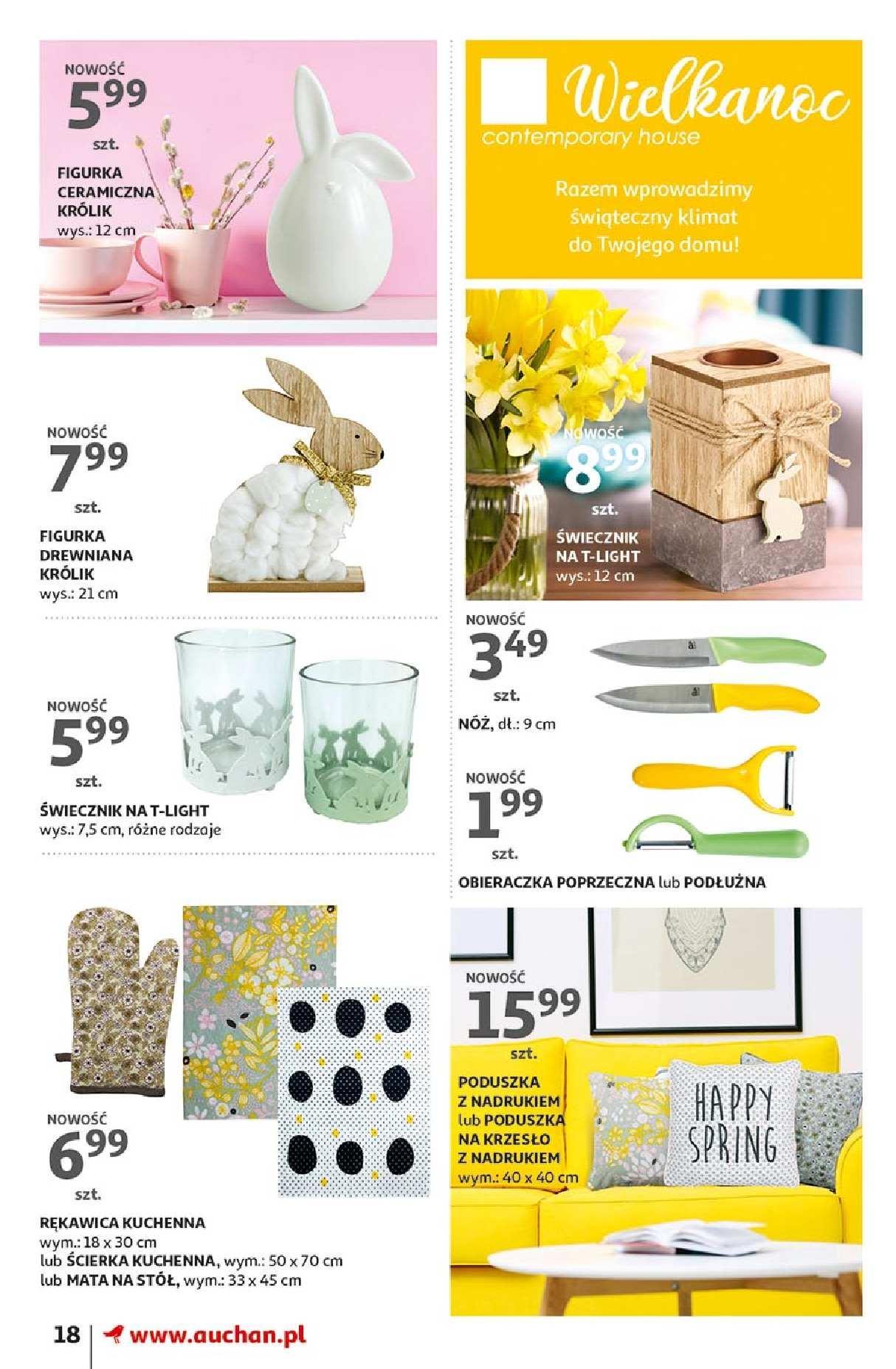 Gazetka promocyjna Auchan do 31/03/2019 str.17