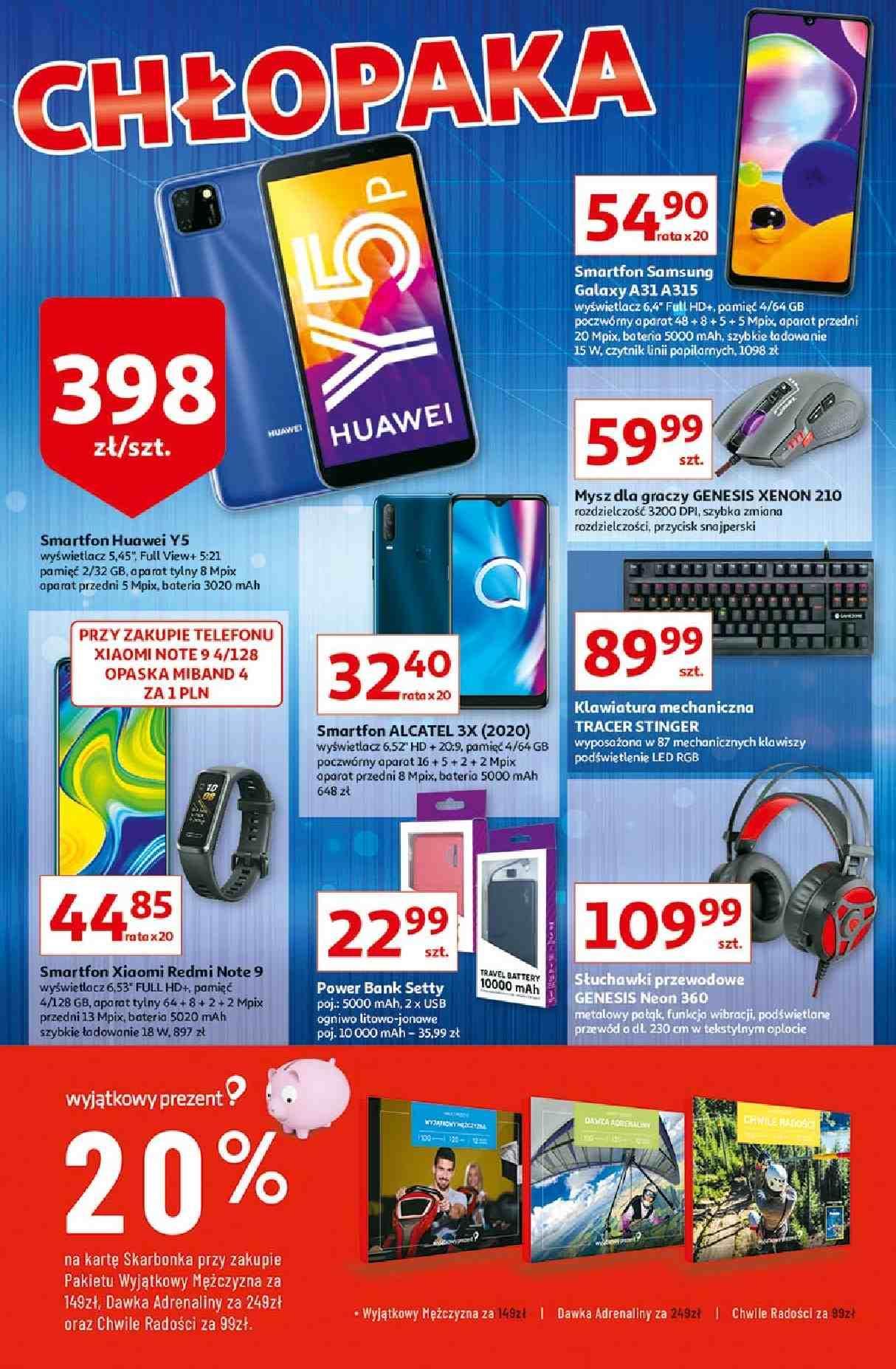 Gazetka promocyjna Auchan do 30/09/2020 str.26