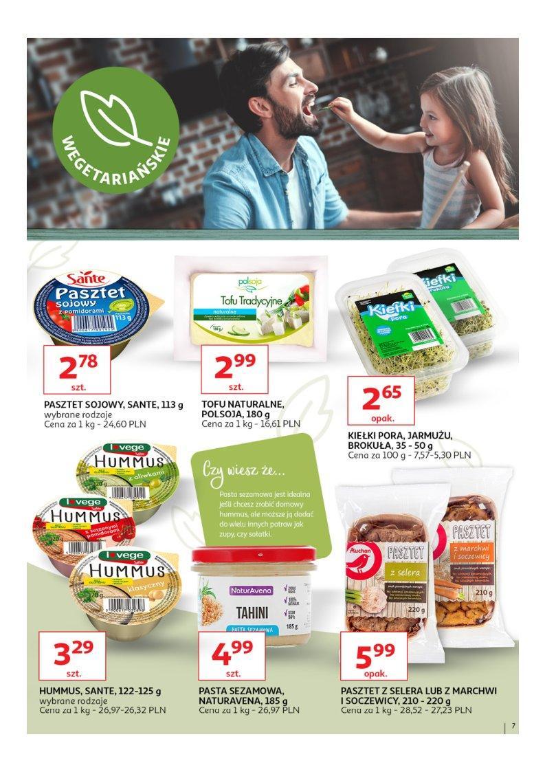Gazetka promocyjna Auchan do 16/01/2019 str.7