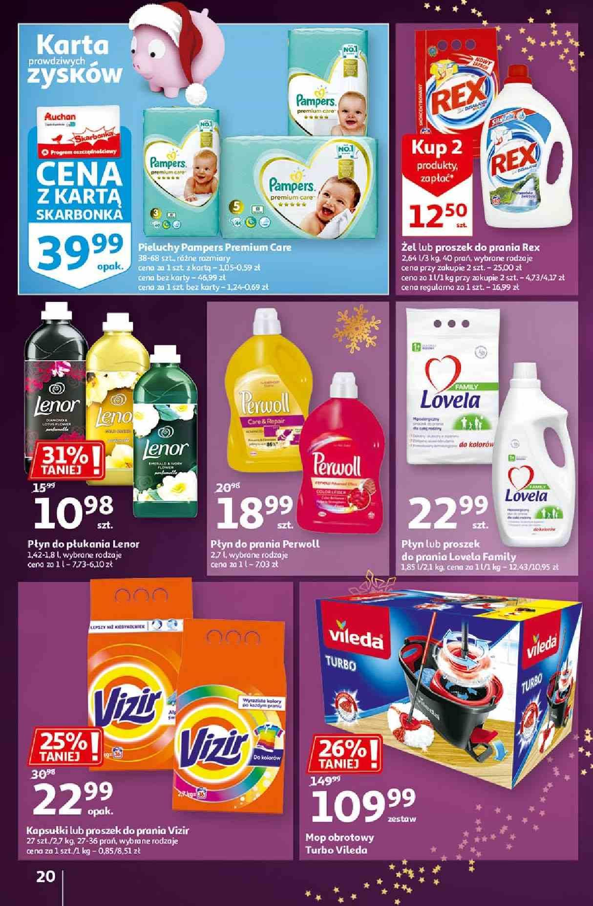 Gazetka promocyjna Auchan do 25/11/2020 str.20