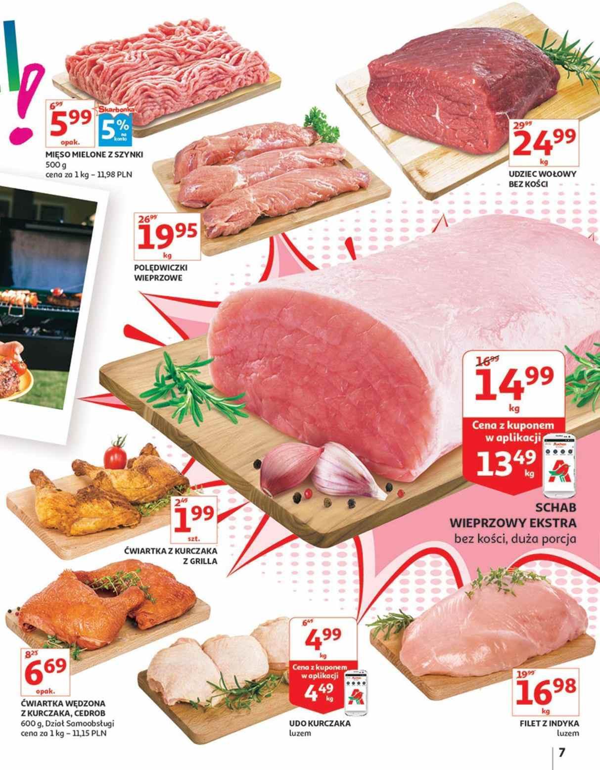 Gazetka promocyjna Auchan do 08/08/2018 str.7