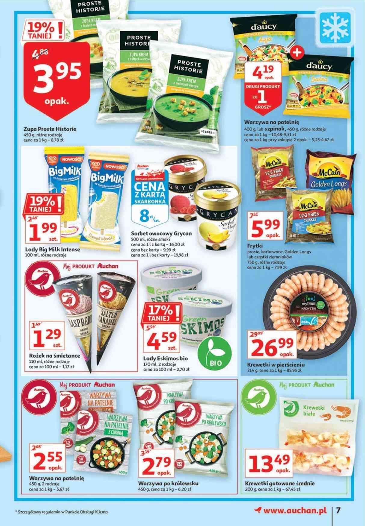 Gazetka promocyjna Auchan do 01/07/2020 str.6
