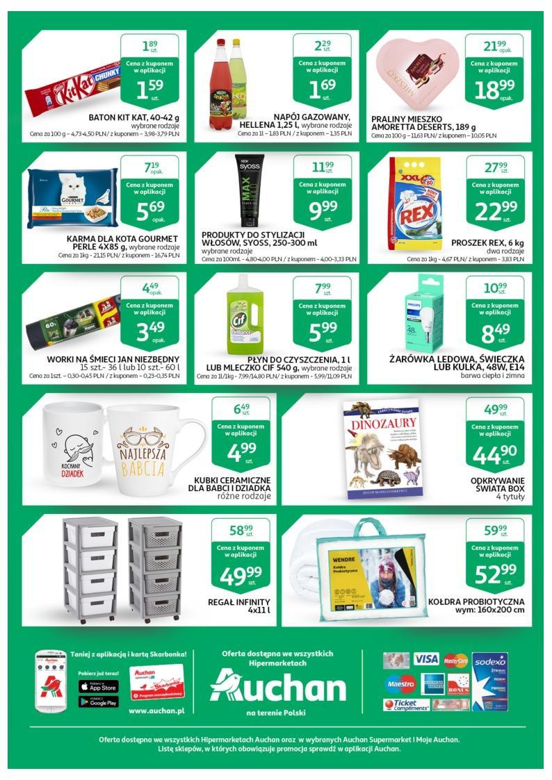 Gazetka promocyjna Auchan do 23/01/2019 str.2
