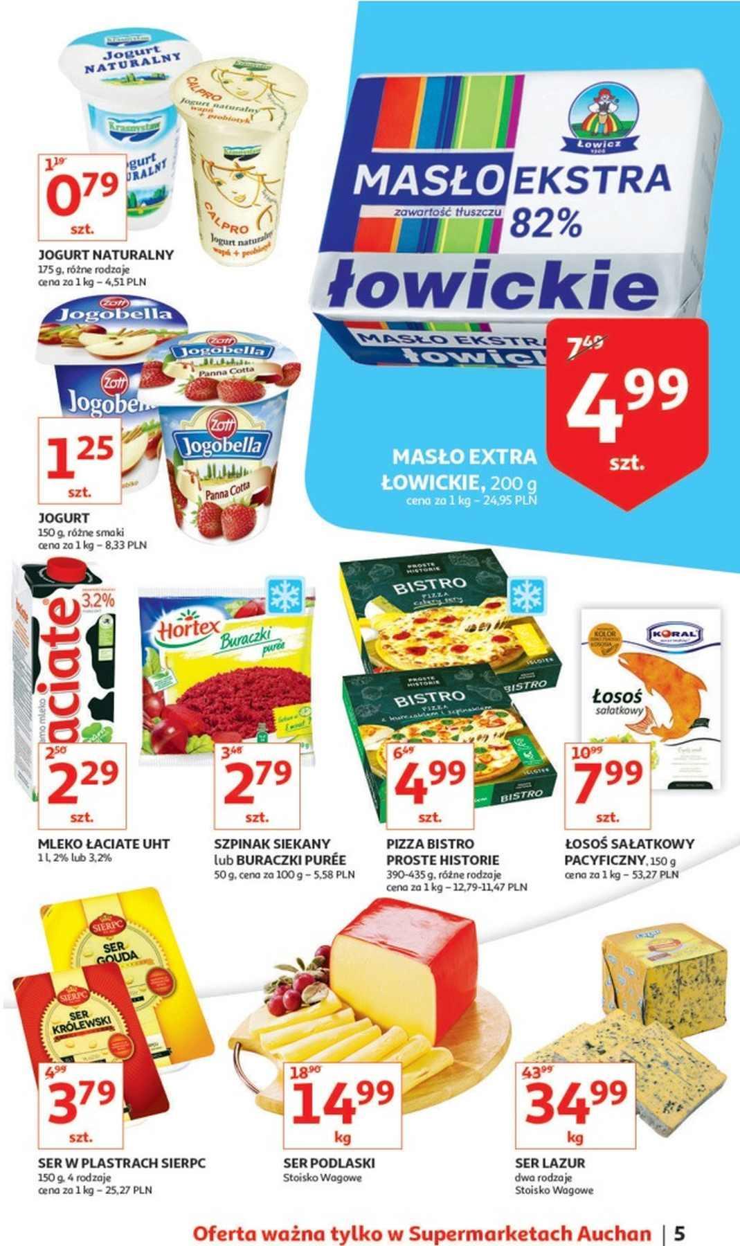 Gazetka promocyjna Auchan do 16/01/2019 str.5