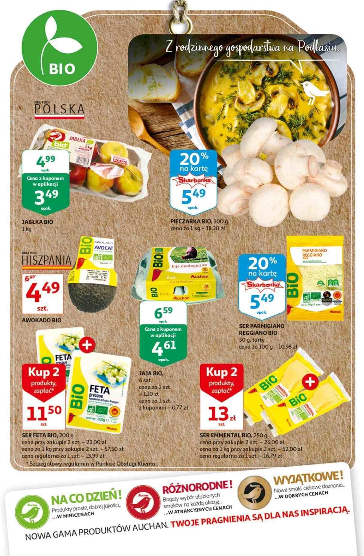 Gazetka promocyjna Auchan do 23/10/2019 str.3