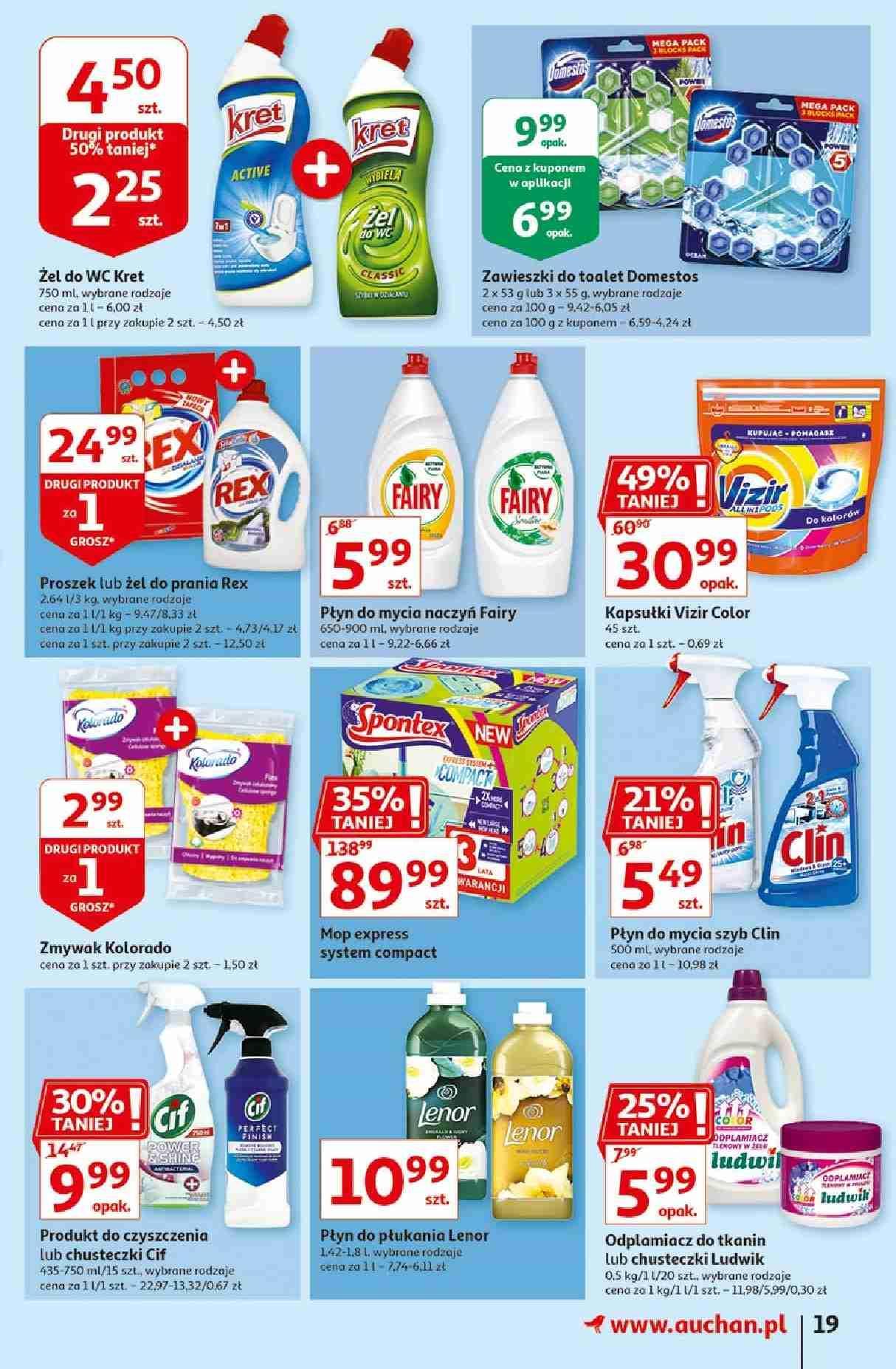 Gazetka promocyjna Auchan do 19/08/2020 str.18