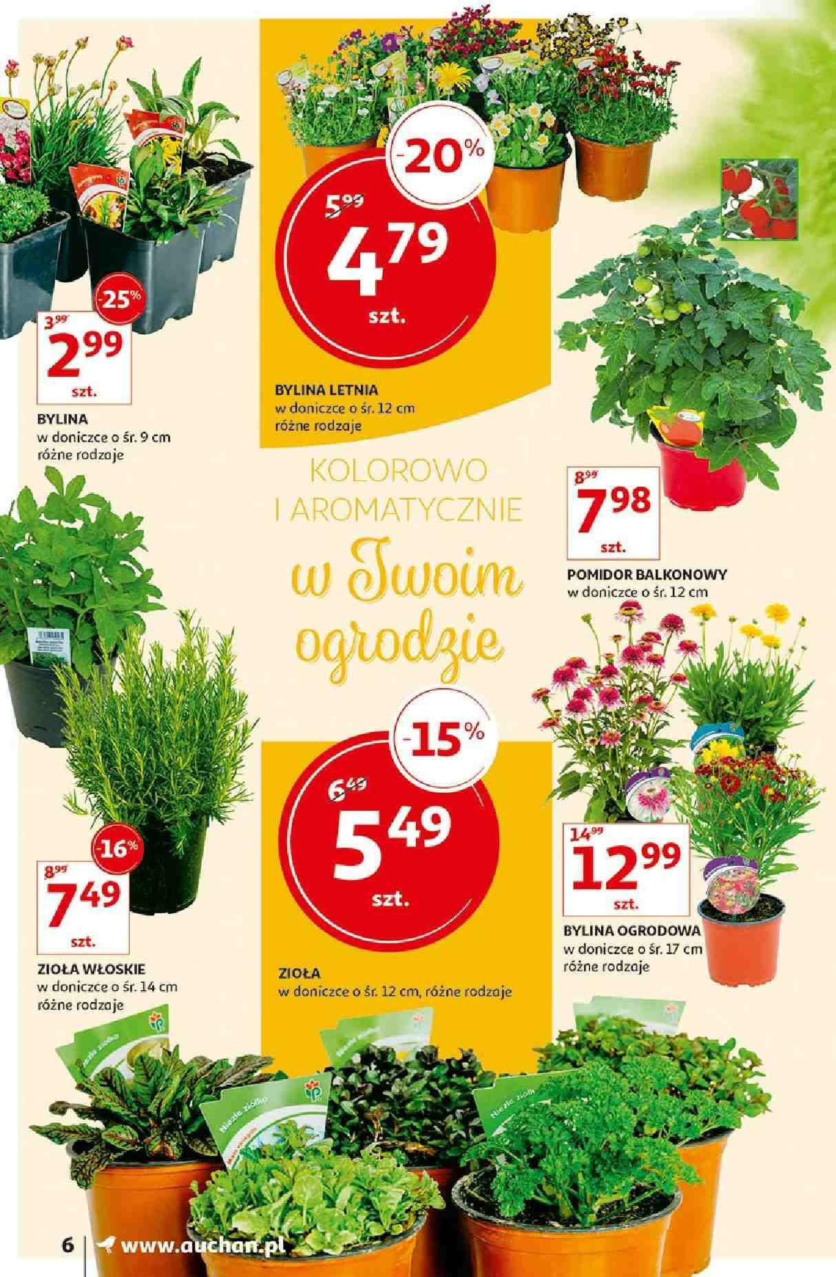Gazetka promocyjna Auchan do 06/05/2019 str.5