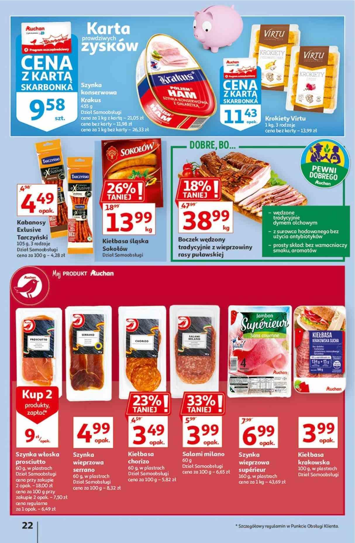 Gazetka promocyjna Auchan do 10/11/2020 str.21