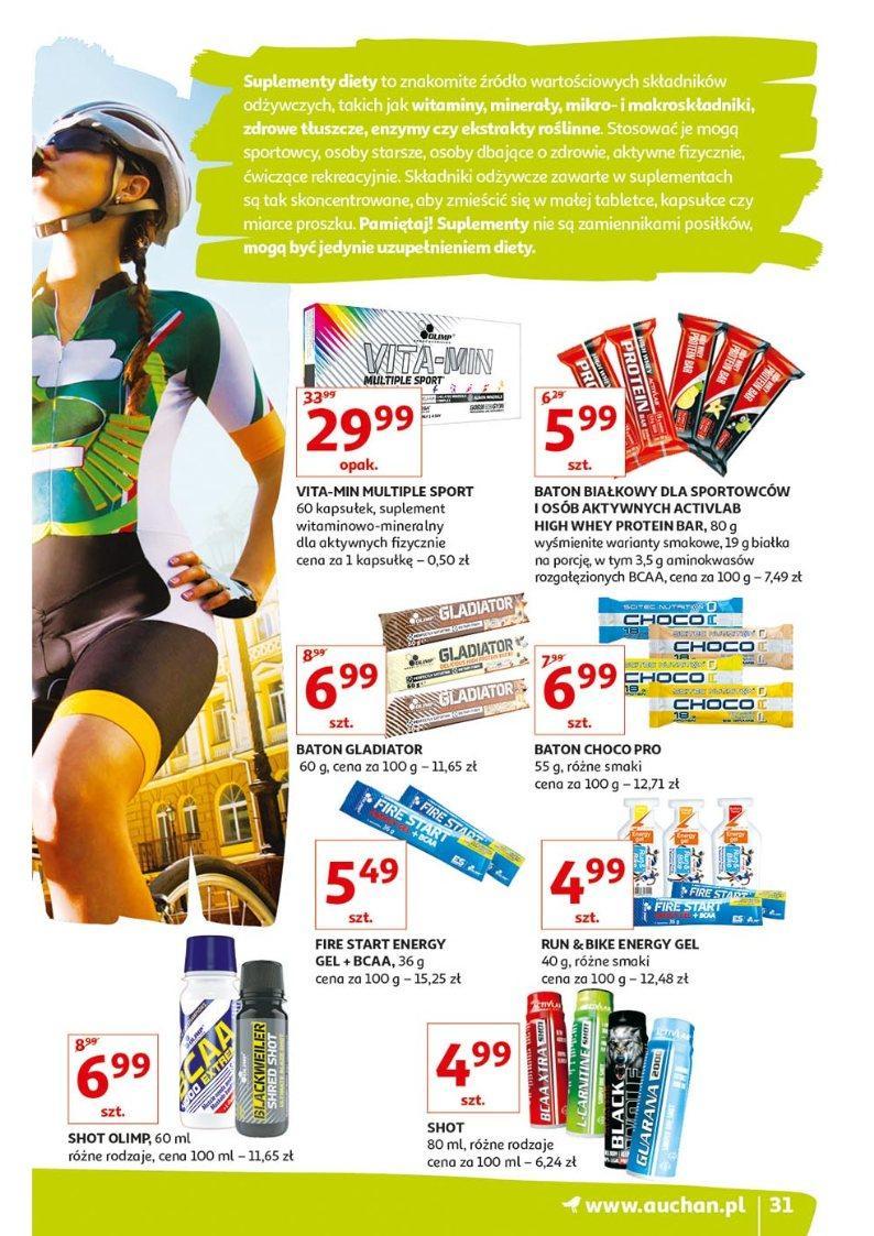 Gazetka promocyjna Auchan do 07/05/2019 str.30