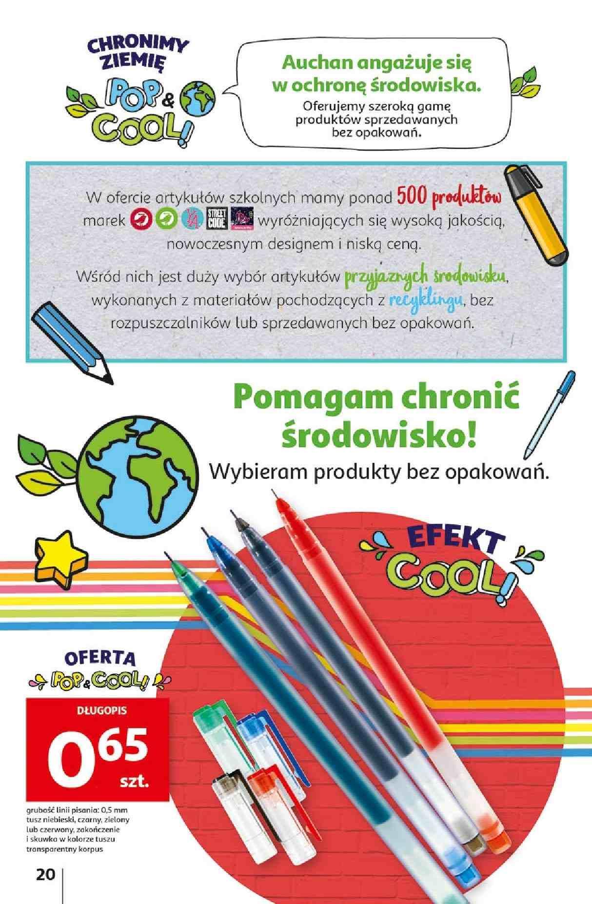 Gazetka promocyjna Auchan do 19/08/2020 str.19