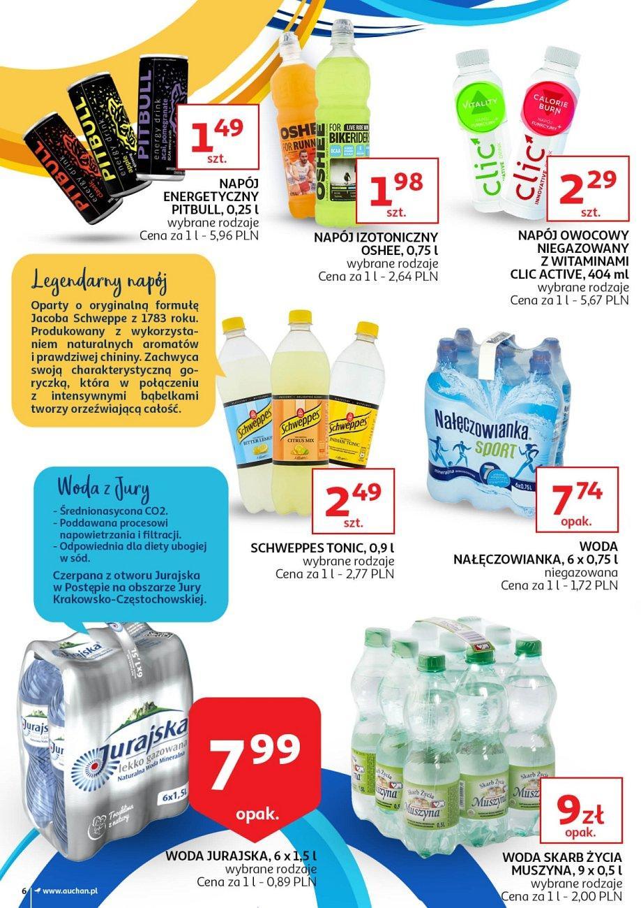 Gazetka promocyjna Auchan do 16/09/2018 str.6