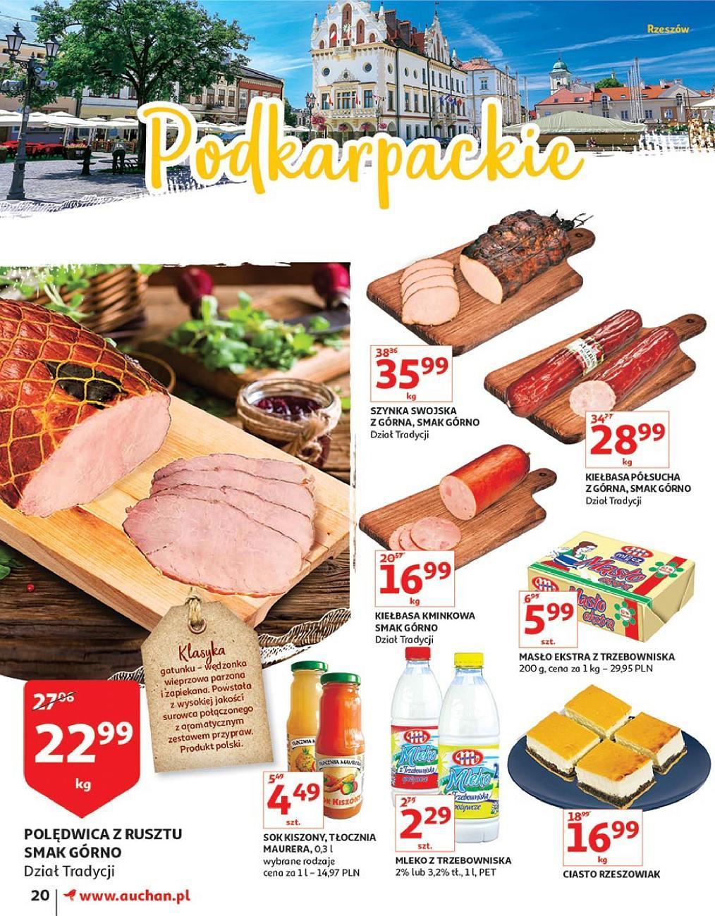Gazetka promocyjna Auchan do 24/09/2018 str.20