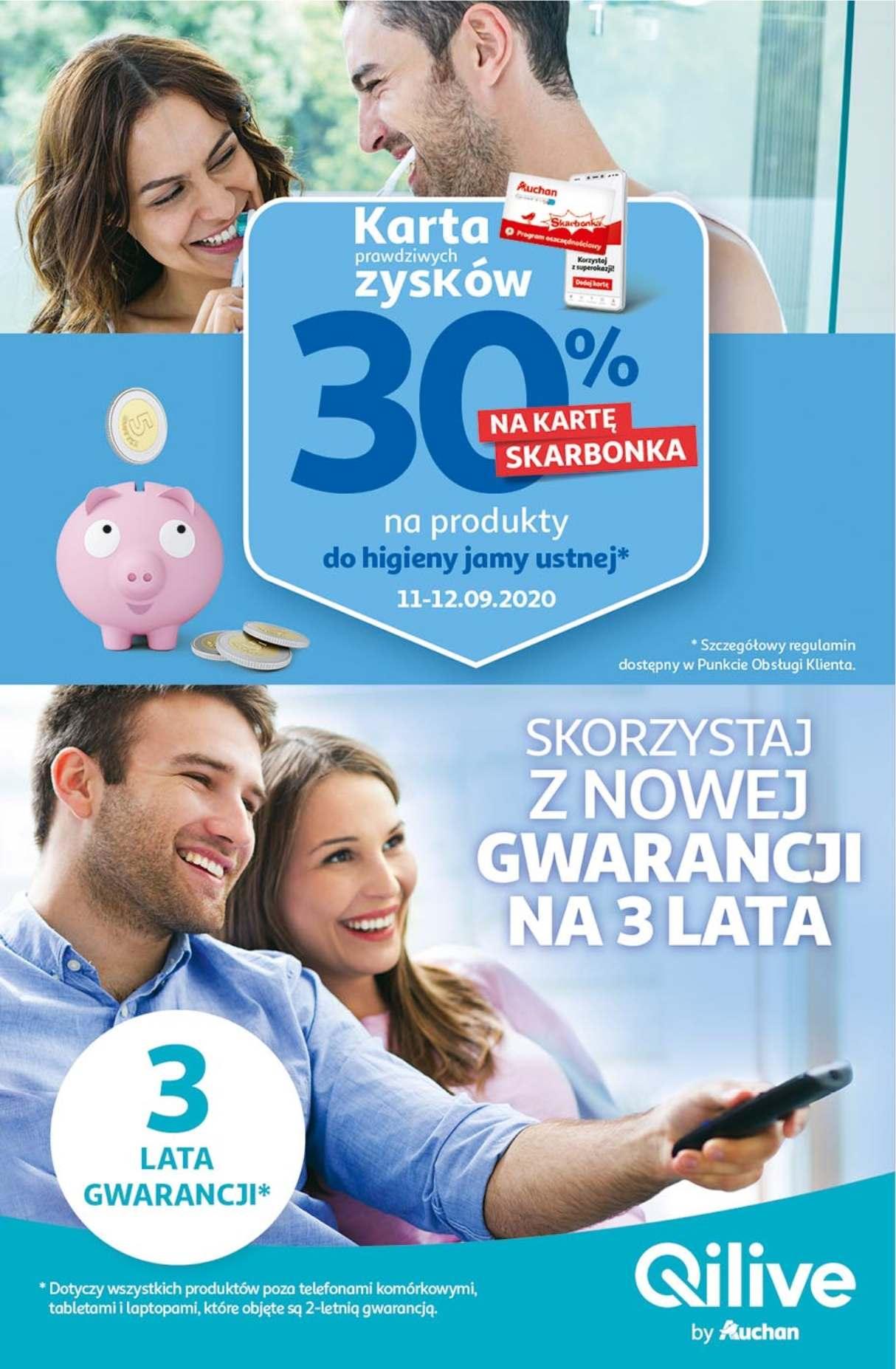 Gazetka promocyjna Auchan do 16/09/2020 str.29